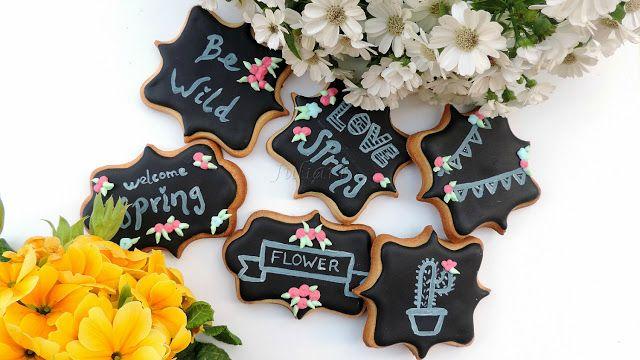galletas primavera