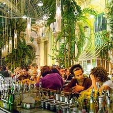 Palmenhaus - Wien, wonderful cafe