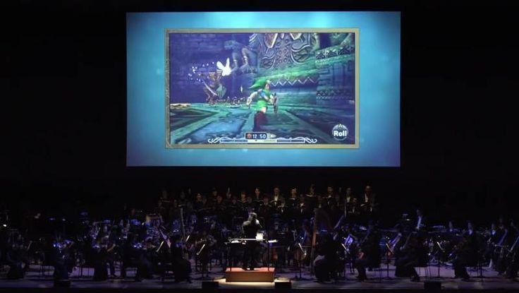La #symphonie   #zelda   (avec Koji Kondo et Eiji Aonuma)  http://sushimanleninja.com/la-symphonie-zelda-avec-koji-kondo-et-eiji-aonuma/
