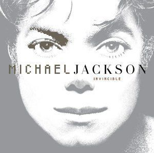 Michael Jackson - Invincible Album Cover #TheJackson5