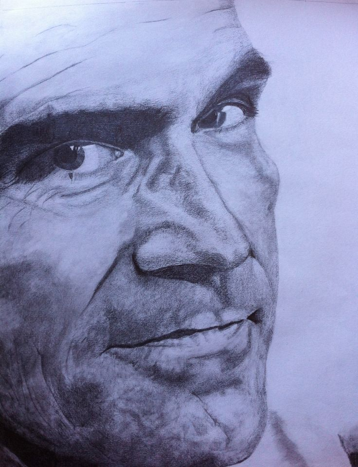 James taylor pencil drawing l van rooyen