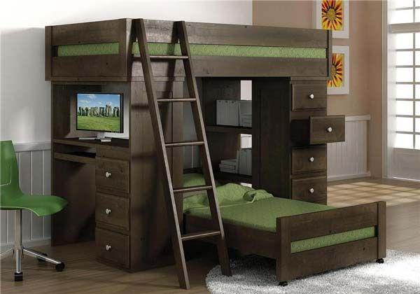 25 best ideas about cool beds for teens on pinterest. Black Bedroom Furniture Sets. Home Design Ideas
