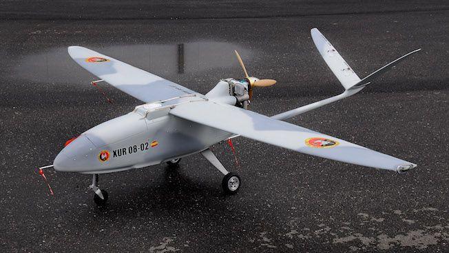 Las Fuerzas Armadas Españolas adquieren los RPAS Atlantic y Tucán de SCR