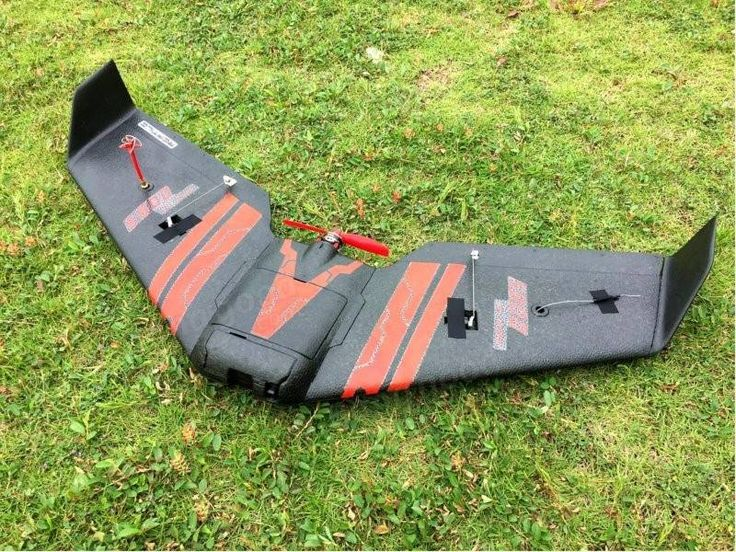 Reptile S800 SKY SHADOW 820mm FPV EPP Flying Wing Racer