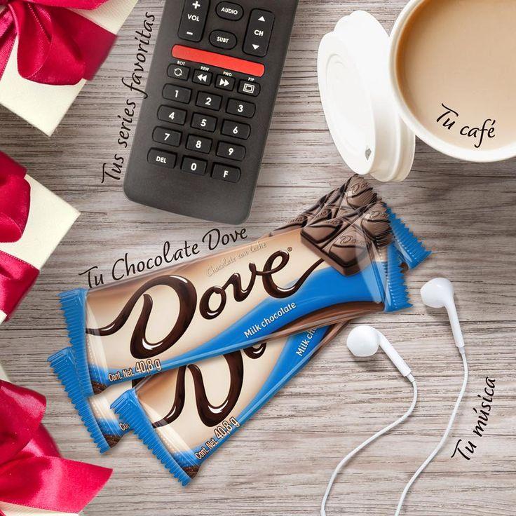 Dove Mexico - Chocolate Dove trae para ti increíbles regalos para celebrar estas fiestas