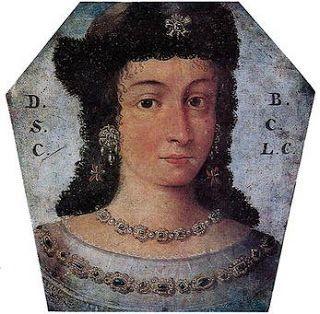 Barbara Domicela Lubomirska,  1676, MNW