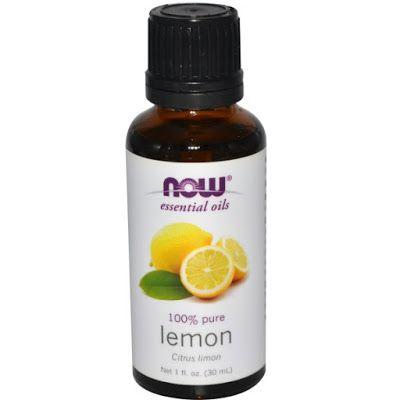 Now Foods Эфирное масло лимона 1 жидкая унция (30 мл) #iherb #айхерб #здоровье #красота #купить #полезно #натурально