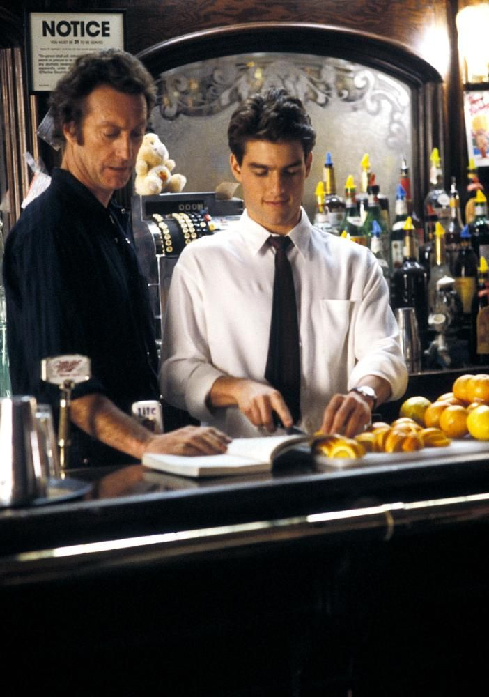 Cocktail (1988) - Bryan Brown, Tom Cruise