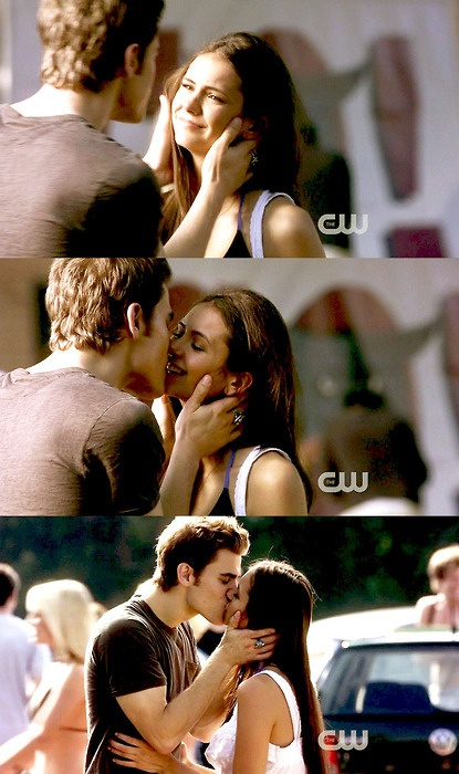 Stelena   The Vampire Diaries These two will always be my favourite.