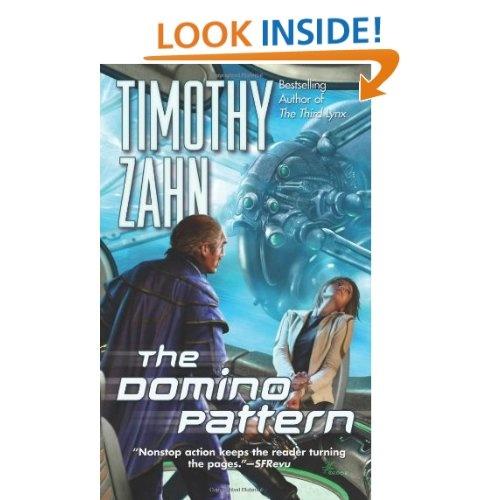 For Jenica: The Domino Pattern: Timothy Zahn: 9780765361936: Amazon.com: Books