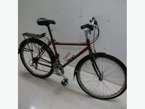 #IsThisYours 15-32172 Red Comfort-style bike