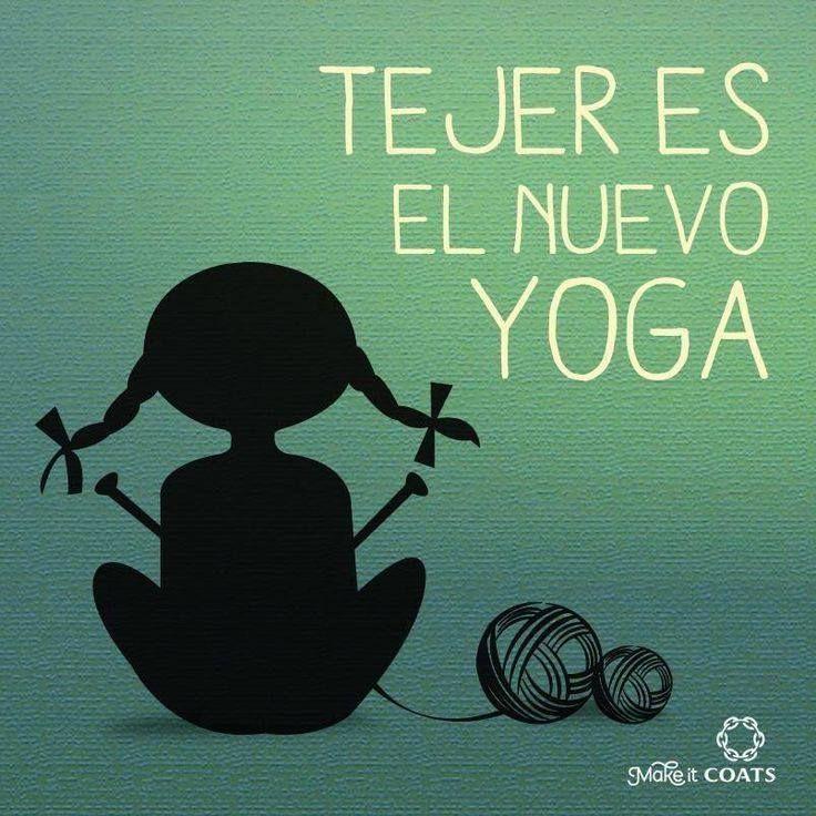 вязание - новая йога