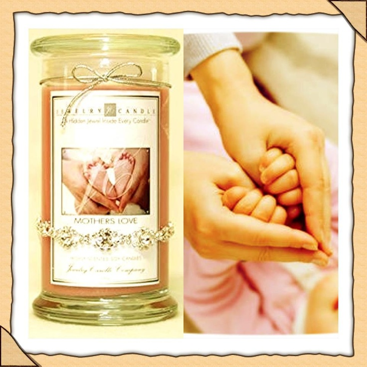 Mothers Love Jewelry Candle coming soon! Keep an eye out for it around Mothers Day =) JewelryCandles.com