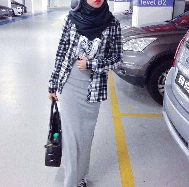 nice hijab travel outfits bag