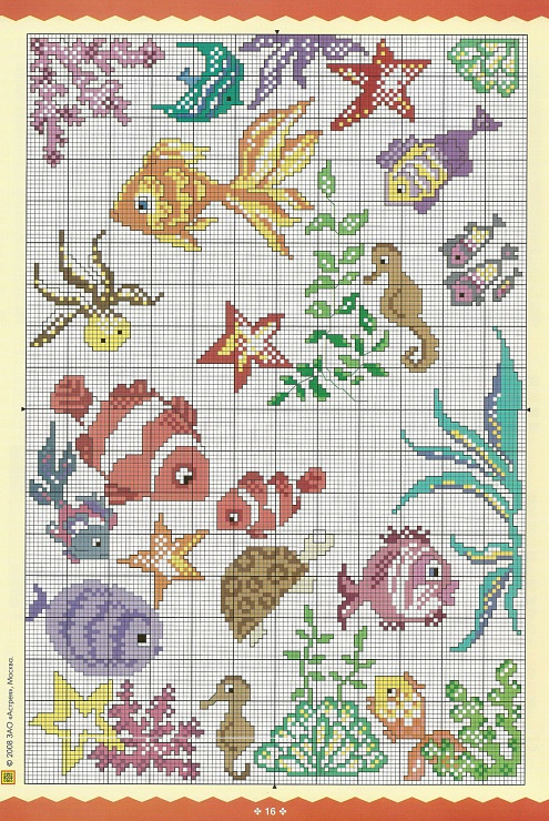 Cross stitch/hama/perler