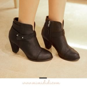 Korea Womens Luxury Shopping Mall [mimindidi] Putting low shoes / Size : 230-250 / Price : 69.13 USD #korea #fashion #style #fashionshop #apperal #luxury #lovely #mimididi #shoes #booties