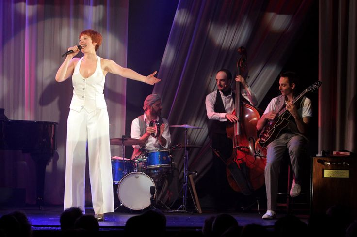Broadway en chanté : Le spectacle musical d'Isabelle Georges : Photos