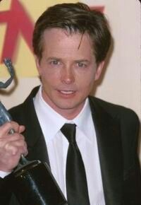 Michael J. Fox...Starred as Alex on 'Family Ties'. Starred in the 'Back to the Future' trilogy. Starred in 'Teen Wolf'