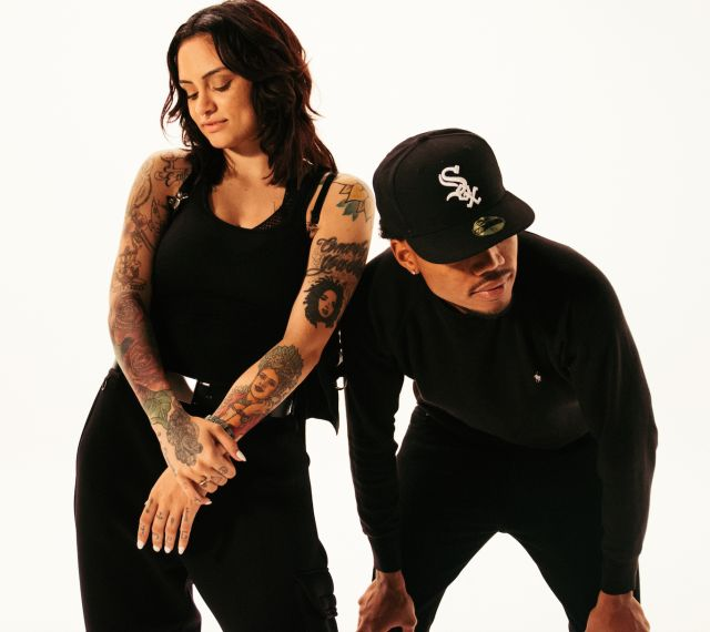 Kehlani and Chance the Rapper
