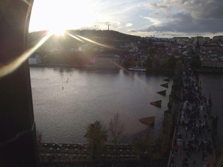 Prague Karluv Most Pont Charles