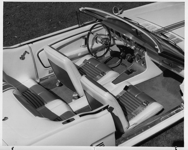 Pony Car at 50: The 1963 Ford Mustang II Concept Car