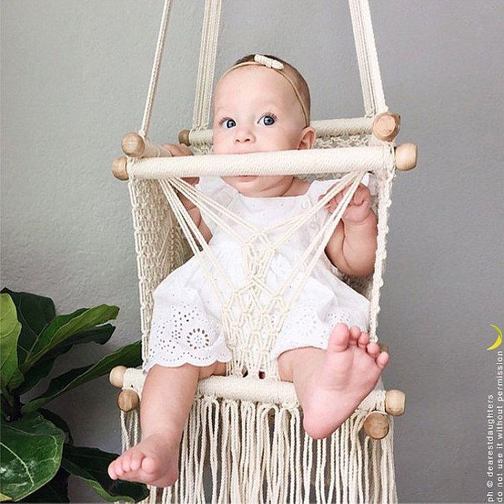 25 best ideas about babyschaukel on pinterest