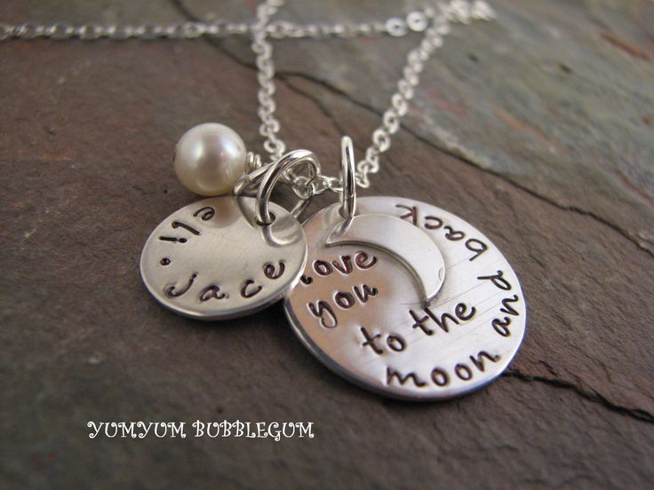 I Love You To The Moon And Back Double Disc by YUMYUMBUBBLEGUM, $60.00