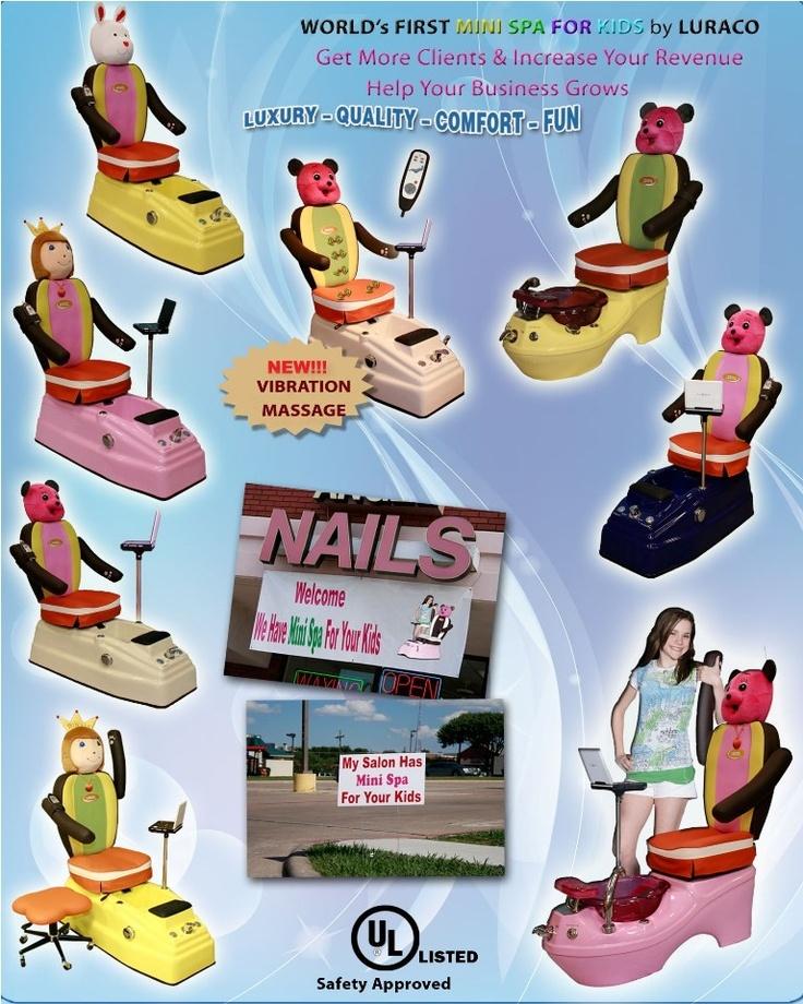 Mini II Pedicure #Chair