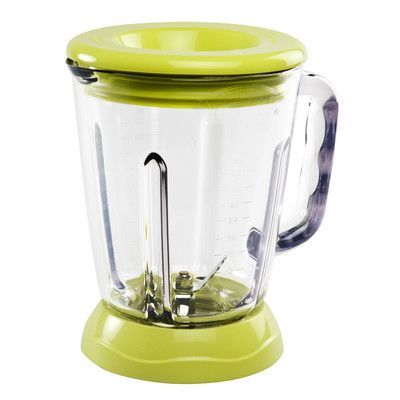 Margaritaville Margaritaville Plastic Jar with Lid Color: Lime Green