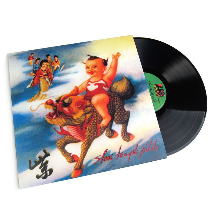 Sophomore effort from Stone Temple Pilots back on wax. Purple was originally released in 1994 (following their breakout debut Core) and found the San Diego-based band delving deeper into the realms of