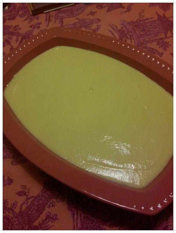 donabimby: Creme Custard ou leite-creme com custard