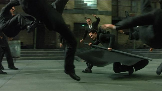 Matrix Reloaded (2003) - Favorite Fight Scene