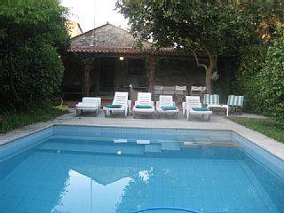 Casa rural en la playa.Alquiler de vacaciones en Vigo de @homeaway! #vacation #rental #travel #homeaway