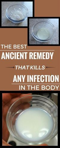 When we are struggling with fever there is definitely an infection in our body that we have to get rid of, otherwise our condition it will worsen. And if you don't want to ingest antibiotics, you should know that you can get rid of infections and bacteria with the following natural remedy. Also, if you …