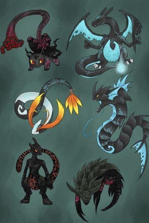 The Legend of Pokemon: Twilight Princess. I'm actually not a fan of Pokemon but okay.