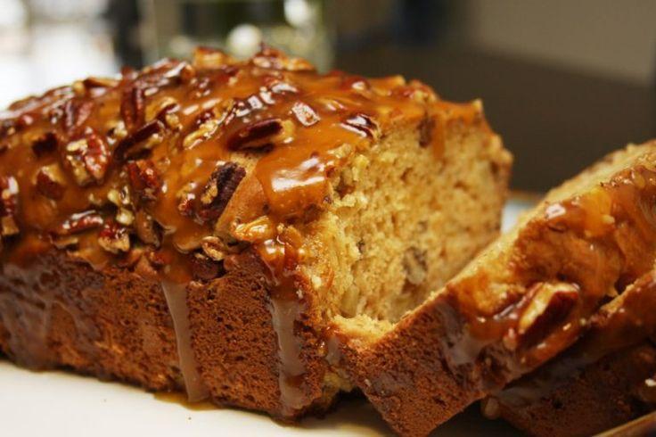 Apple Praline Bread – 99Recipes