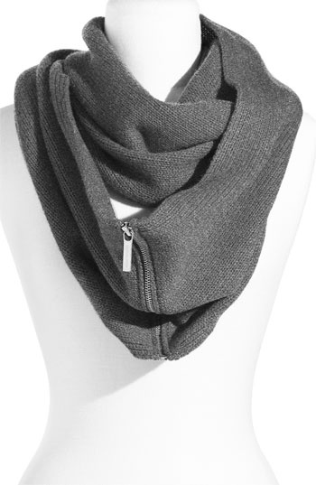 MK infinity scarf... why have I not heard of this until now?