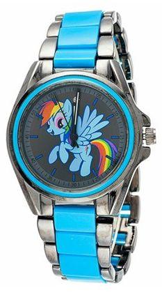 My Little Pony Rainbow Dash Blue Watch