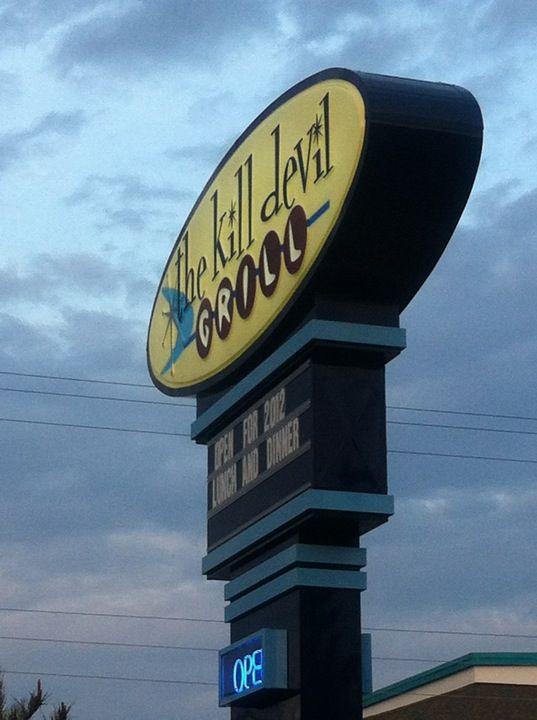 Kill Devil Grill in Kill Devil Hills, NC