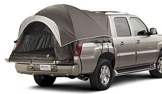 truck bed tent -- I need this for mine. :D