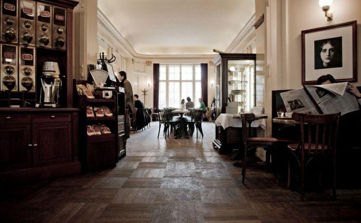 Café Einstein Stammhaus - Twisper Travel