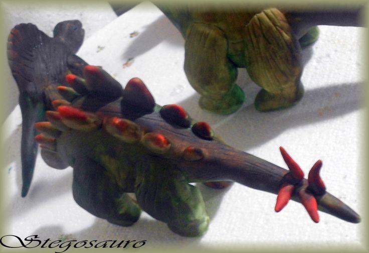 #Stegosauro