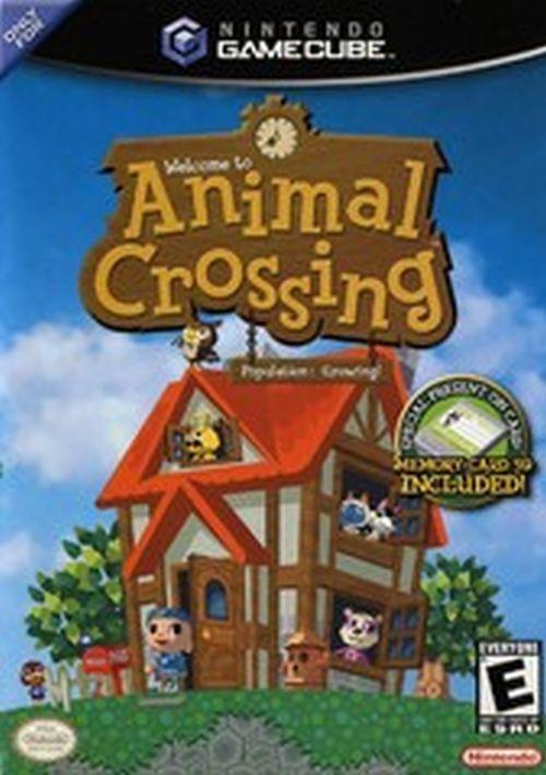 Animal Crossing (Nintendo GameCube, 2004)
