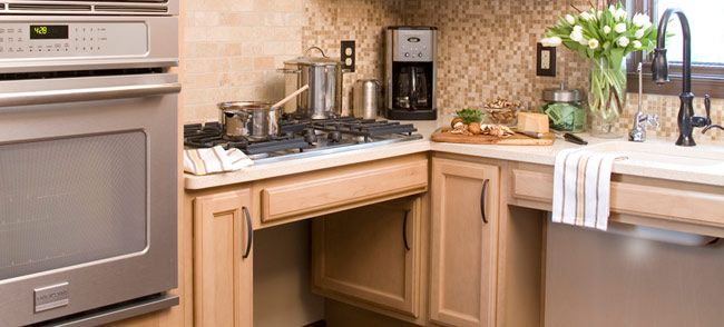 Universal Kitchen Design Ideas ~ Best images about universal design on pinterest wall