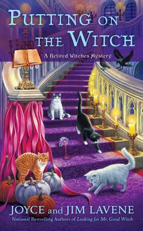 In the latest mystery from the bestselling authors of Looking for Mr. Good Witch, the retired witches of Wilmington, North Carolina, are ready to kick up their heels…
