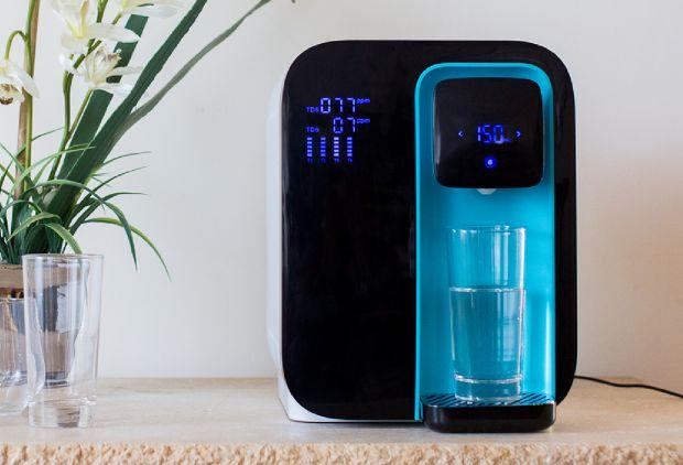 WaterO – Un purificateur d'eau intelligent et connecté