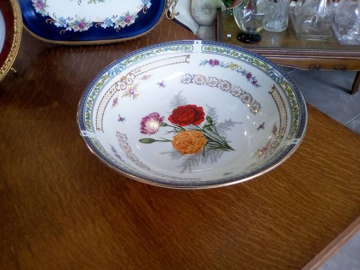Vintage Limoges Porcelain hand painted
