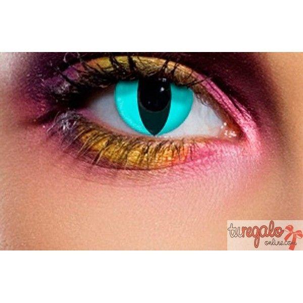 Lentillas de fantasía ojos de gato azulado (trimestrales). Comprar LENTILLAS de COLORES y de FANTASÍA Online. Tenemos las mejores LENTILLAS de COLORES sin GRADUACIÓN para tus OJOS. Regala LENTILLAS de Colores.
