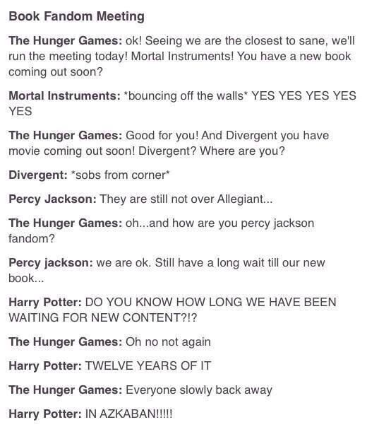 Well looks like the Harry Potter wait is over now!!! And there's still more!