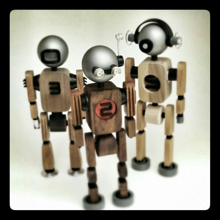 Woodbot boyz